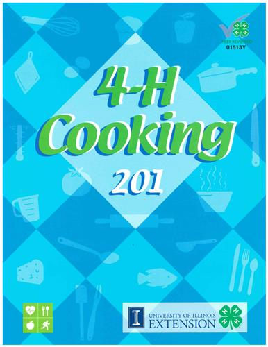 4-H Cooking 201