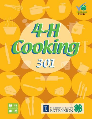 4-H Cooking 301