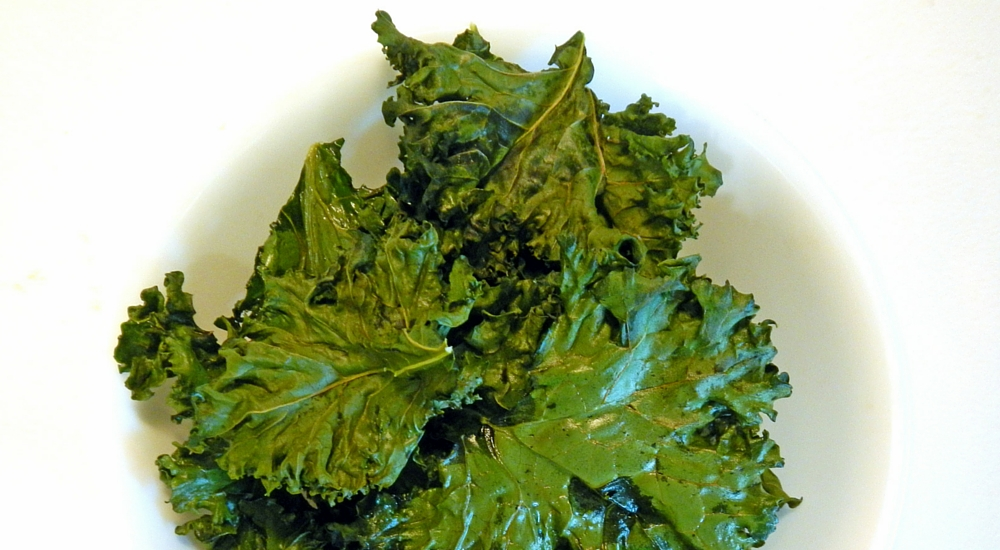 Baked Kale Chips | UNL Food