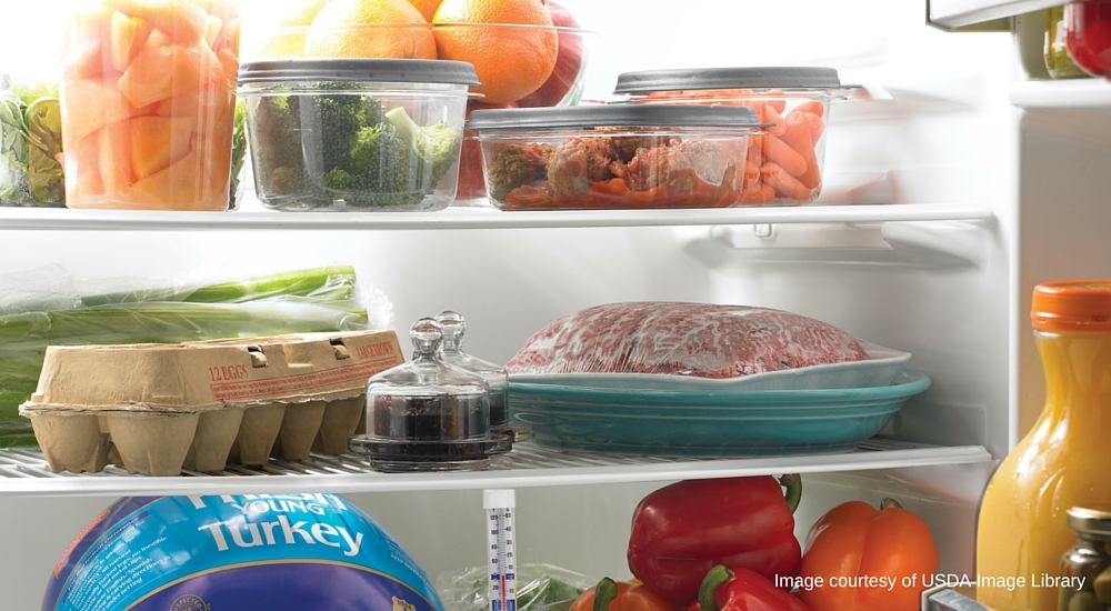 Correct Way Of Storing Food In Fridge