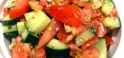 tomato-cucumber-salsa-no recipe required