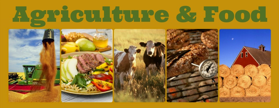 Agriculture and Food website