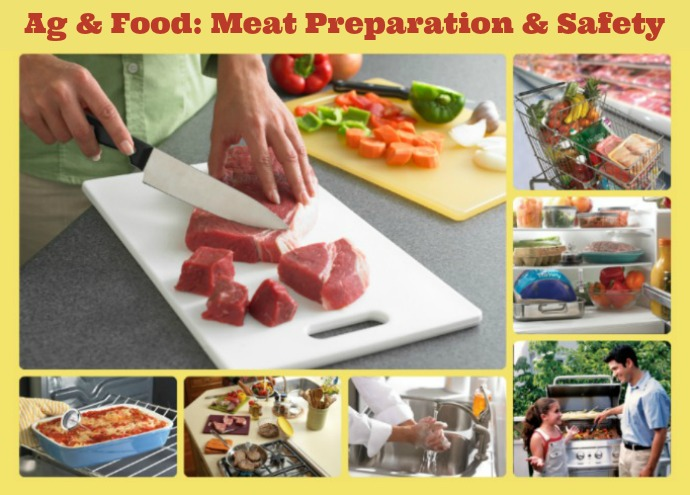 Ag & Food: Meat Preparation & Safety