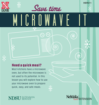 Microwave it -magazine cover