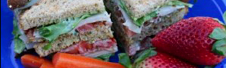 How does your club sandwich stack up - example