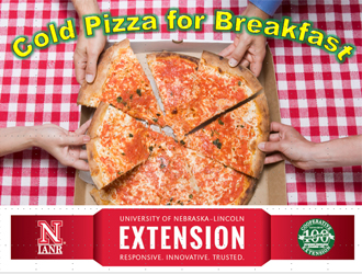 Cold Pizza for Breakfast PowerPoint