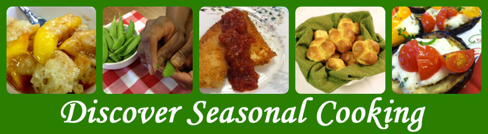 Discover Seasonal Cooking
