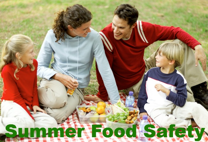 Test Your Summer Food Safety Savvy PowerPoint