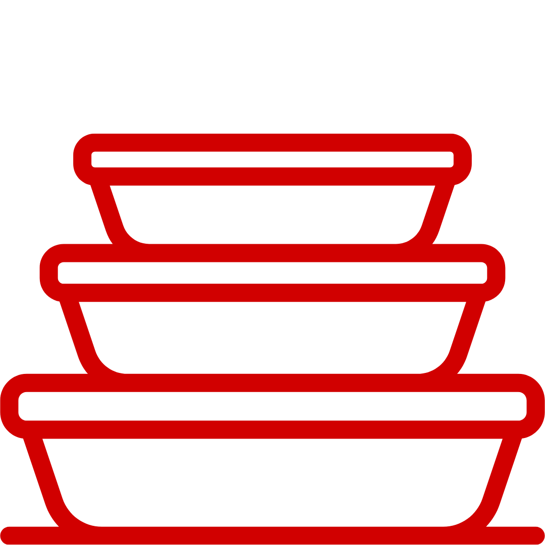 food storage containers icon