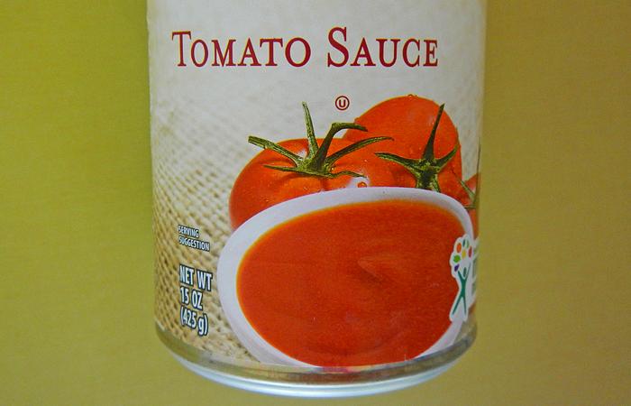 sub for tomato sauce