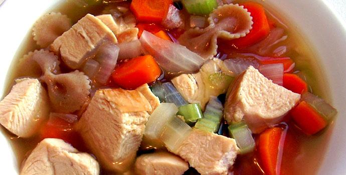 Serving Soup Safely Unl Food