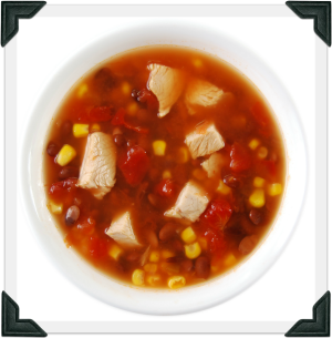turkey soup from turkey leftovers