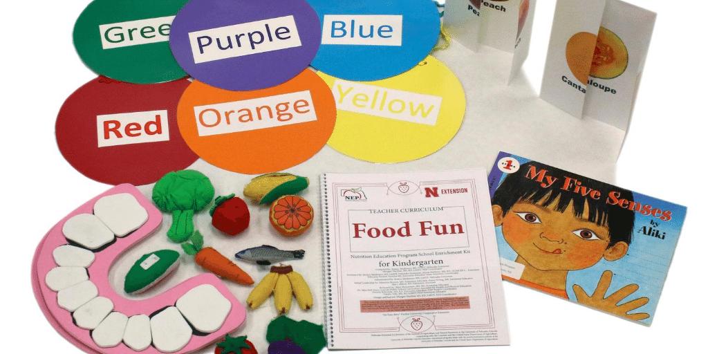 kindergarten nutrition kit