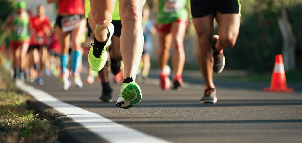 runners at a race
