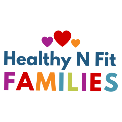healthy n fit families graphic