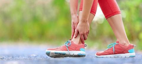 walking-stretching