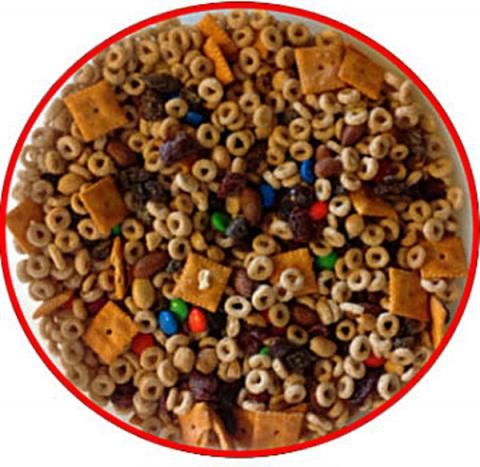 Contrast Snack Mix