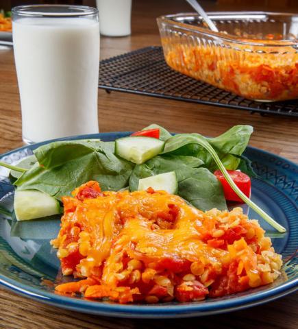 baked-lentil-casserole