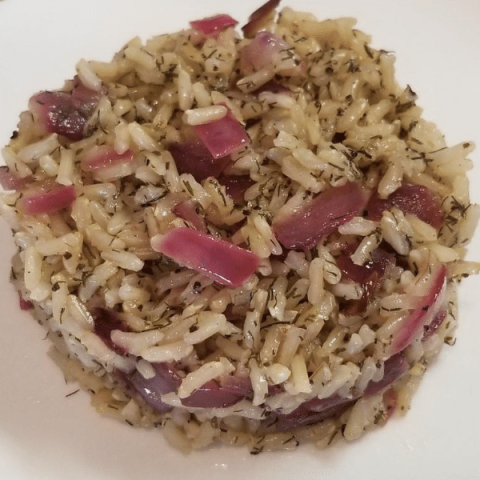 dill rice pilaf